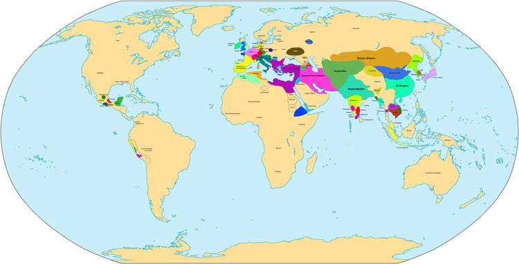 6th century