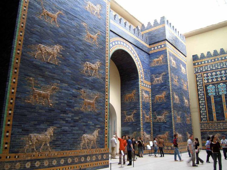 6th century BC in architecture