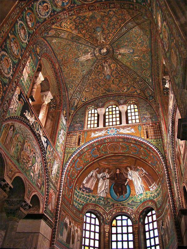 6th century in architecture