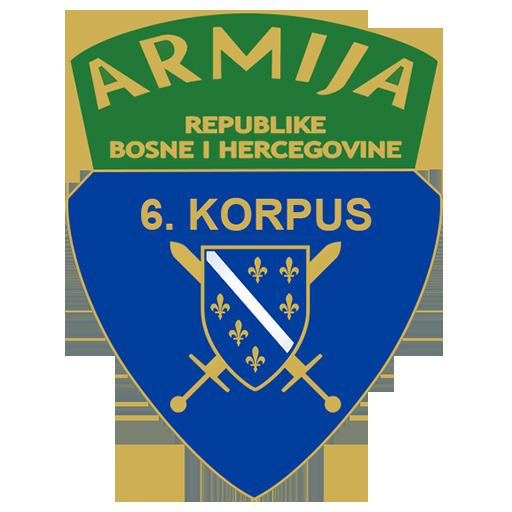 6th Corps of the Army of the Republic of Bosnia and Herzegovina
