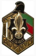 6th Foreign Engineer Regiment