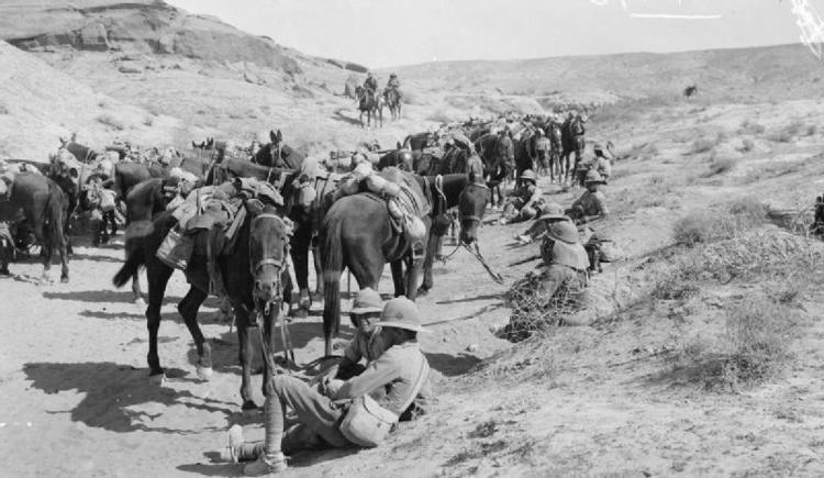 6th Indian Cavalry Brigade