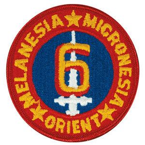 6th Marine Division (United States) 6th Marine Division Patch North Bay Listings