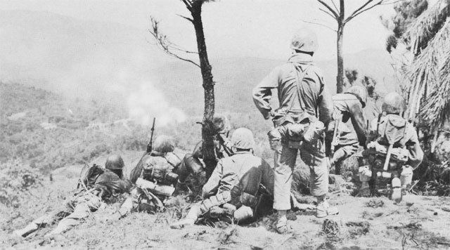 6th Marine Division (United States) HyperWar US Army in WWII Okinawa The Last Battle Chapter 6