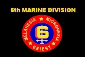 6th Marine Division (United States) Buy 6th Marine Division Flag 3 X 5 ft for sale
