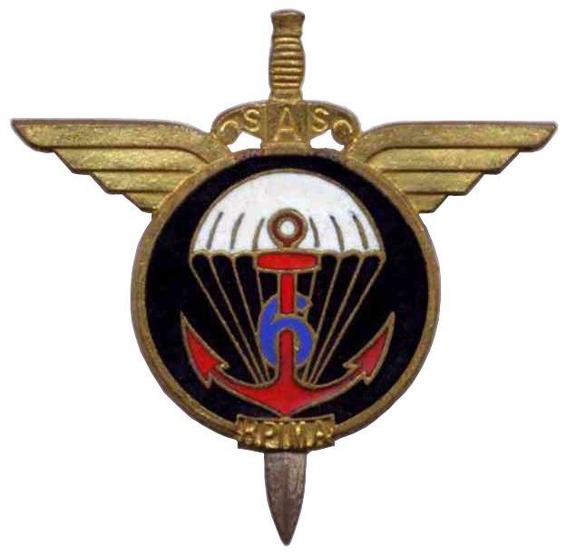 6th Marine Infantry Parachute Regiment
