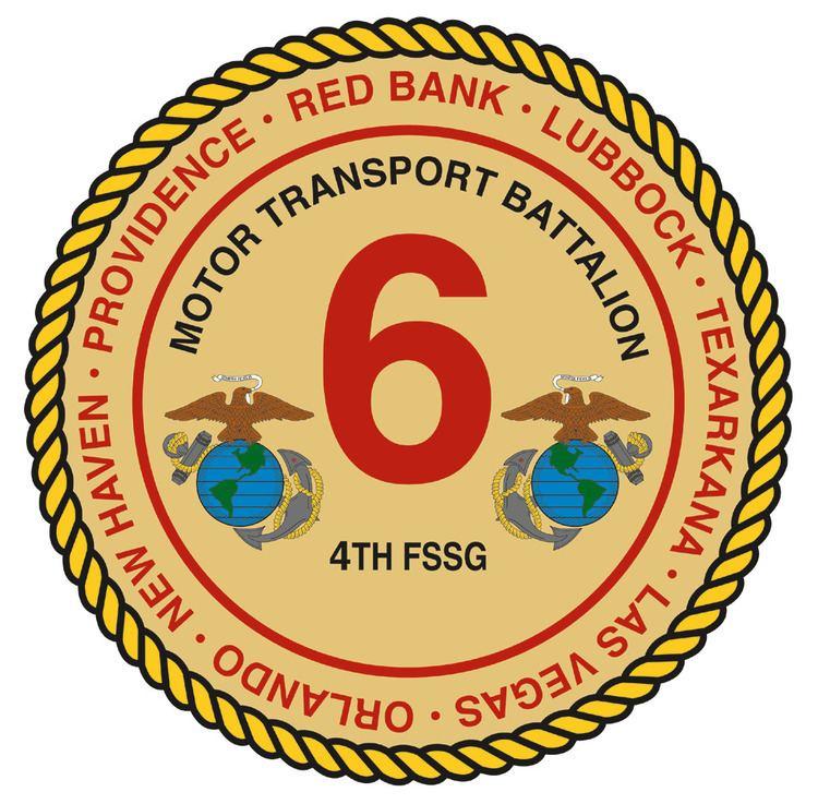 6th Motor Transport Battalion