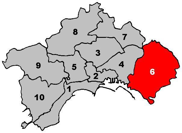 6th municipality of Naples