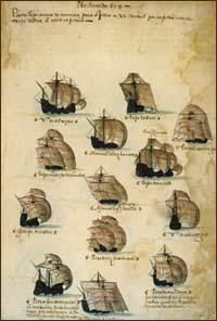 6th Portuguese India Armada (Albergaria, 1504)