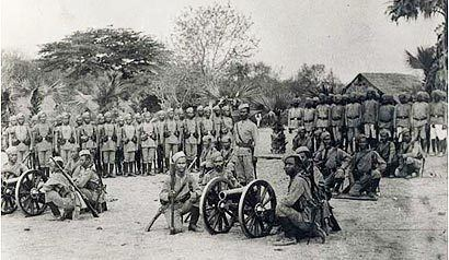 6th Queen Elizabeth's Own Gurkha Rifles
