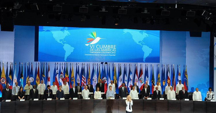 6th Summit of the Americas