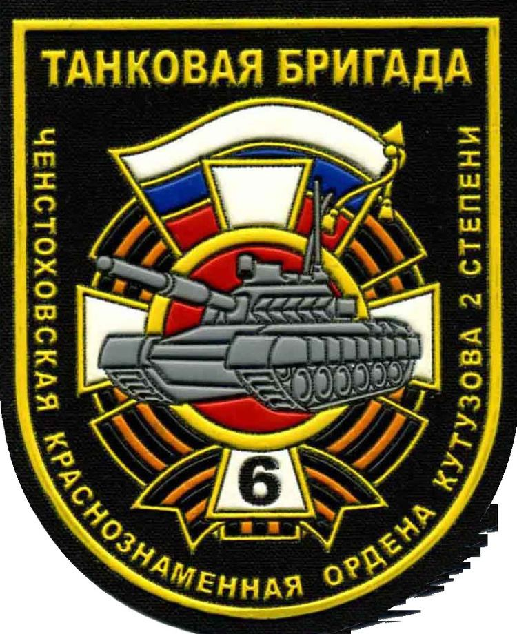 6th Tank Brigade (Russia)