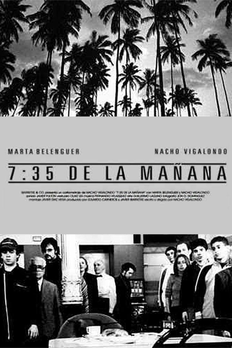 7:35 in the Morning movie poster