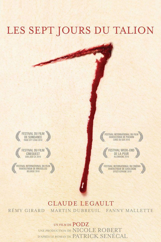 7 Days (film) movie poster