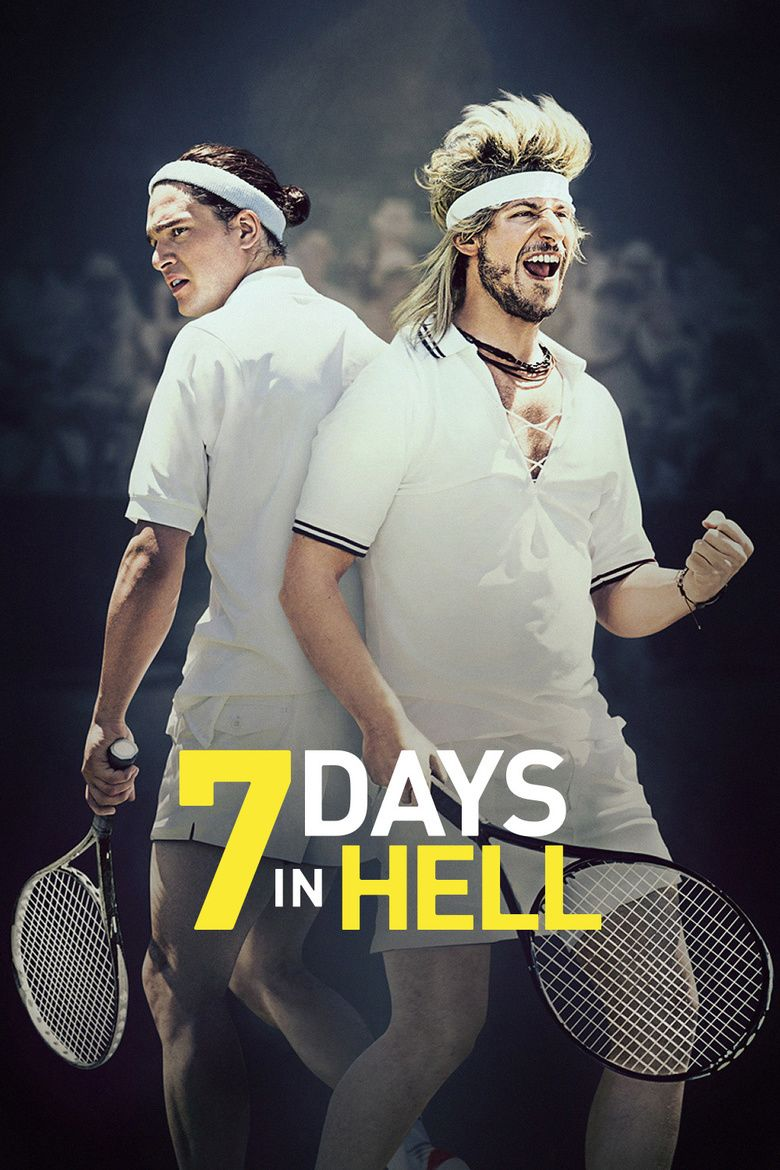 7 Days in Hell movie poster