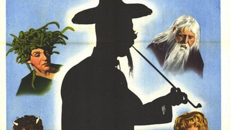 7 Faces of Dr Lao movie scenes