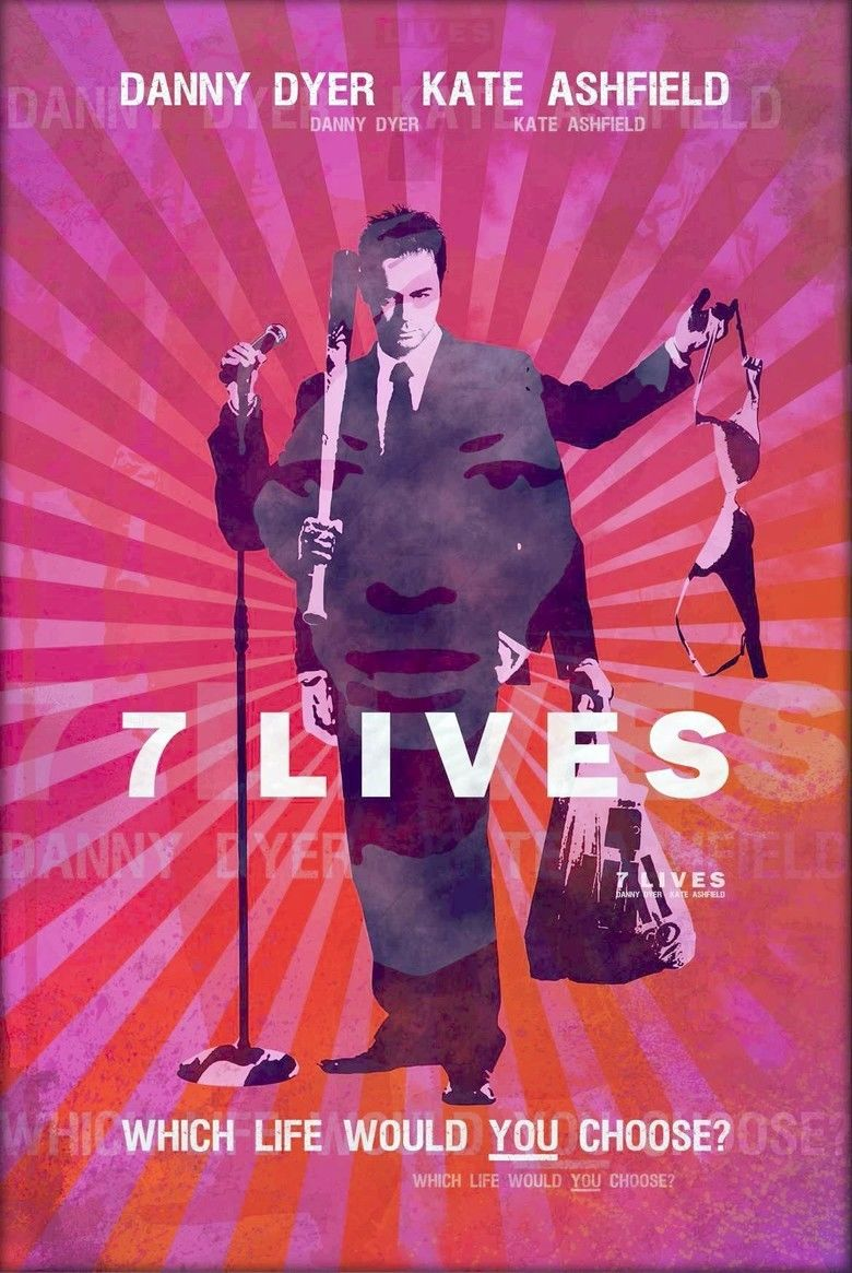 7 Lives movie poster