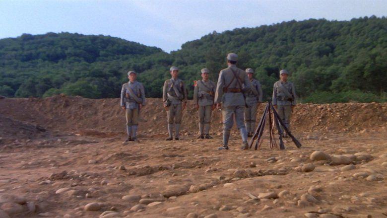 7 Man Army movie scenes