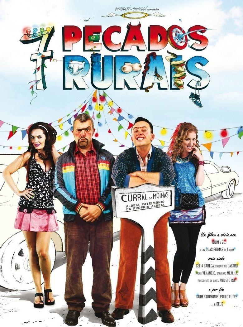 7 Pecados Rurais movie poster