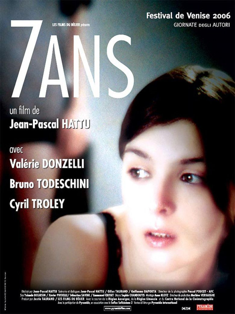 7 Years (film) movie poster