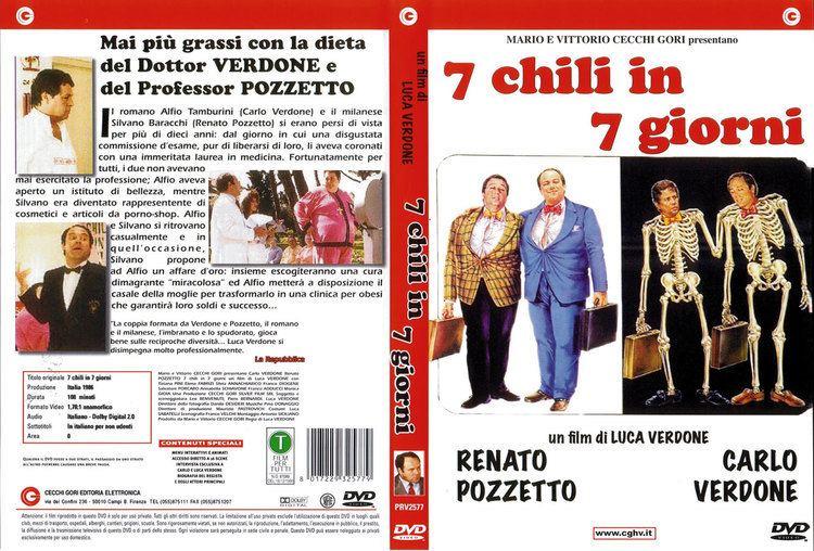 7 chili in 7 giorni 7 chili in 7 giorni Leonardo Veronas Official Website