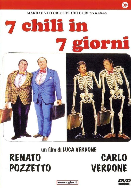 7 chili in 7 giorni movie poster