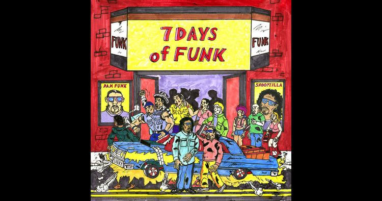 7 Days of Funk (group) 7 Days of Funk on Apple Music