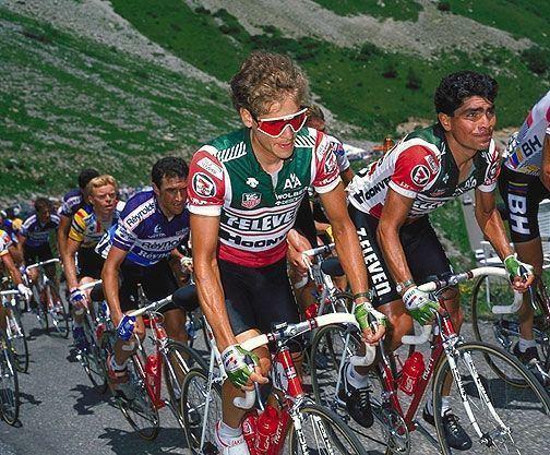 7-Eleven (cycling team) Team 7Eleven Raul Alcala 2 wheels Pinterest