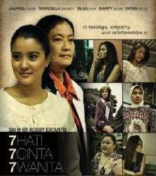 7 Hati 7 Cinta 7 Wanita movie poster