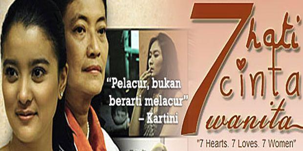 7 Hati 7 Cinta 7 Wanita Resensi film 7 hati 7 cinta 7 wanita Belajar Menulis Indonesia
