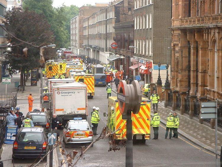 7 July 2005 London bombings