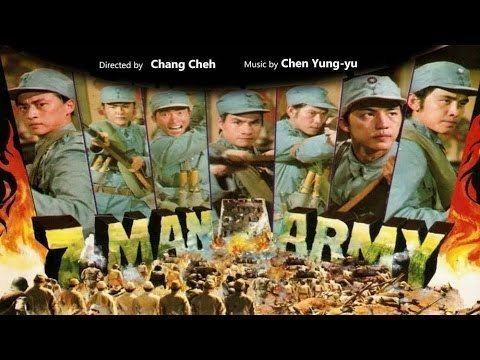 7 Man Army 7 Man Army 1976 Killcount YouTube