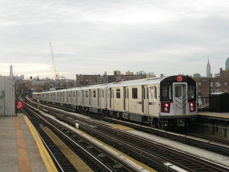 7 (New York City Subway service)