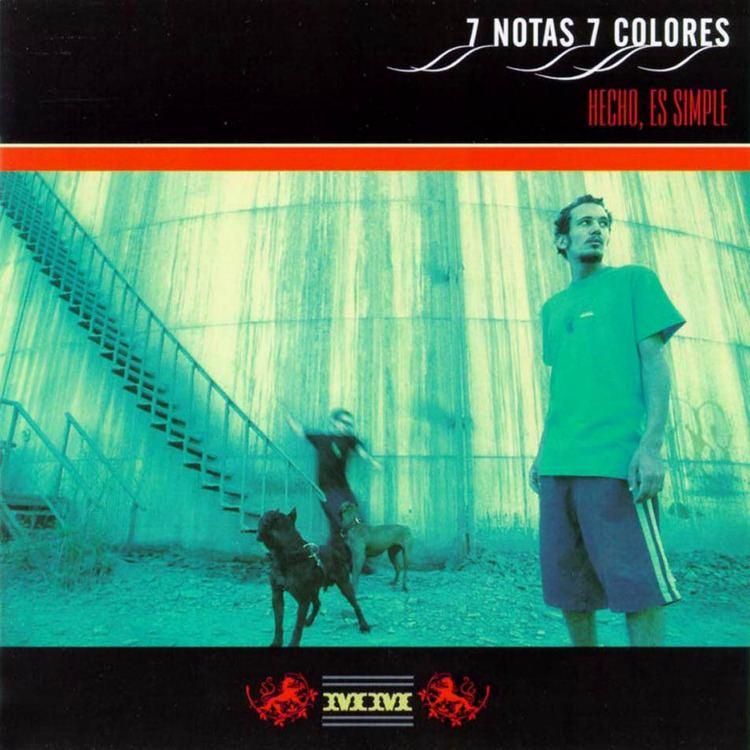 7 Notas 7 Colores 7 NOTAS 7 COLORES EL SEGELL