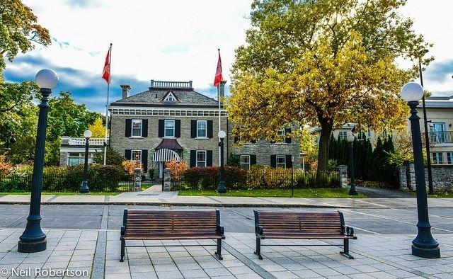 7 Rideau Gate 7 Rideau Gate is where visiting dignitaries stay when visiting