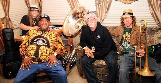 7 Walkers 7 Walkers brings Dead tunes live funk to Ghost Ranch Saloon