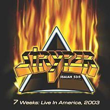 7 Weeks: Live in America, 2003 httpsuploadwikimediaorgwikipediaenthumbc