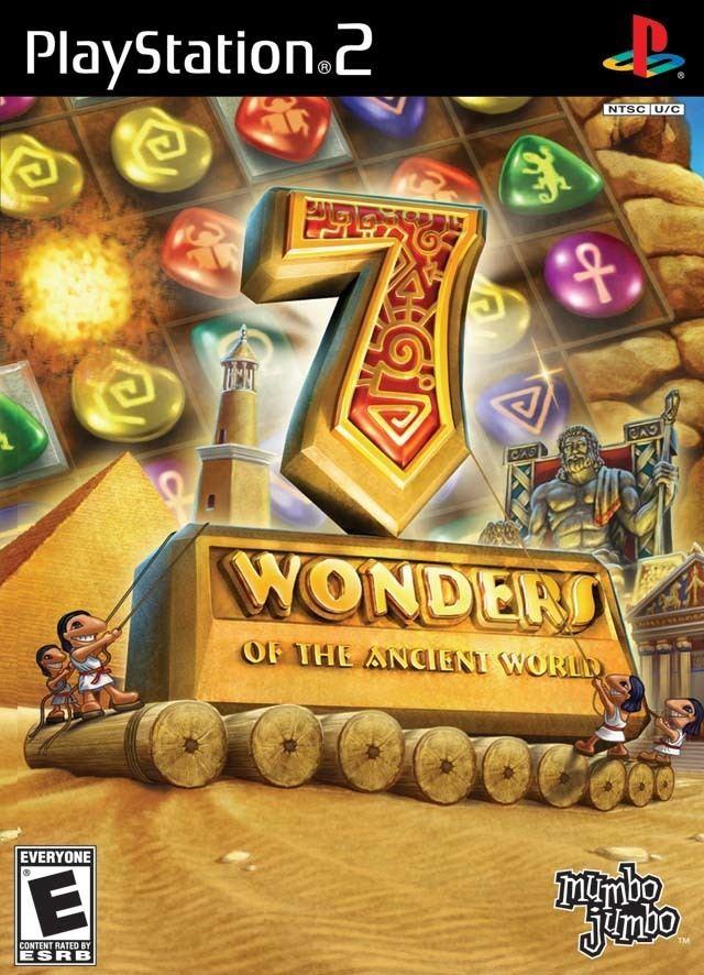 7 Wonders of the Ancient World (video game) httpsrmprdsefupup1500717WondersoftheA