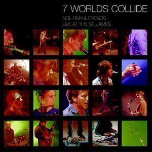 7 Worlds Collide Neil Finn7 Worlds Collide Official Johnny Marr