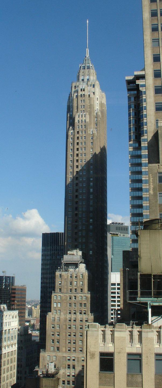 70 Pine Street 40 Wall Street vs 70 Pine Street SkyscraperCity