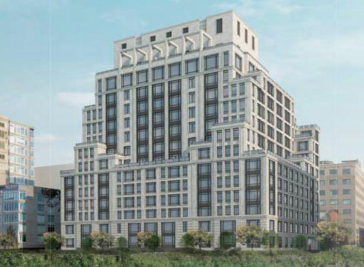 70 Vestry Revealed 70 Vestry Street 13Story Tribeca Condo Project New