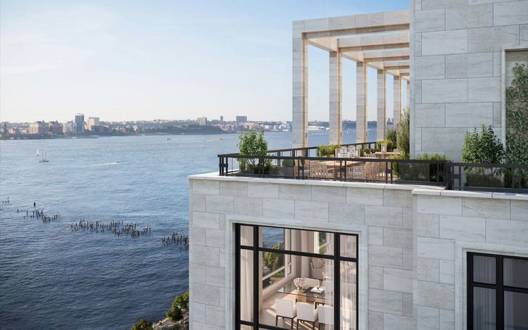 70 Vestry Luxury Tribeca Homes for Sale 70 Vestry Architecture