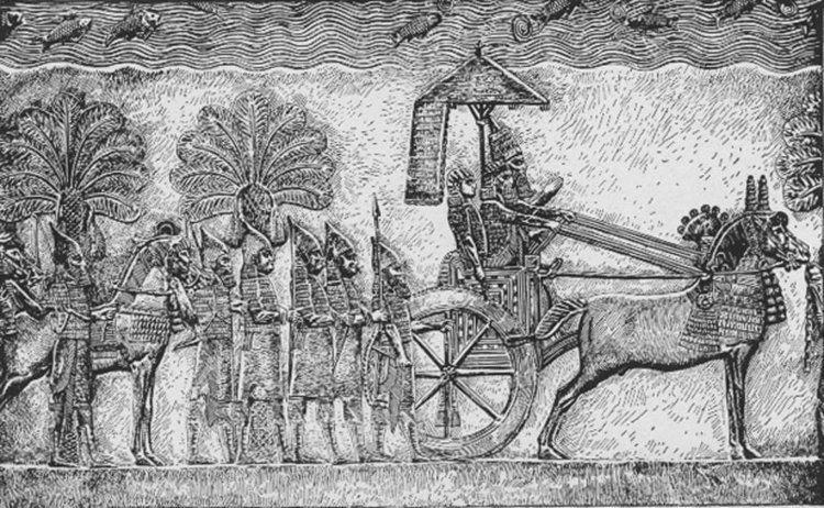 700 BC
