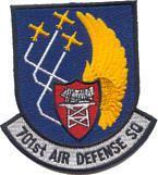 701st Air Defense Squadron