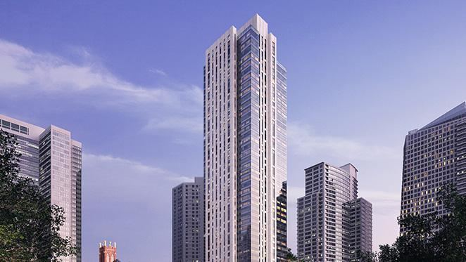 706 Mission Street Millennium Partners to start 500 million Mexican Museum condo tower