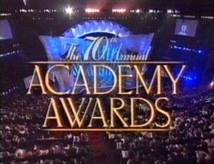 70th Academy Awards wwwjwcollectiondeoscarimages199797titlejpg