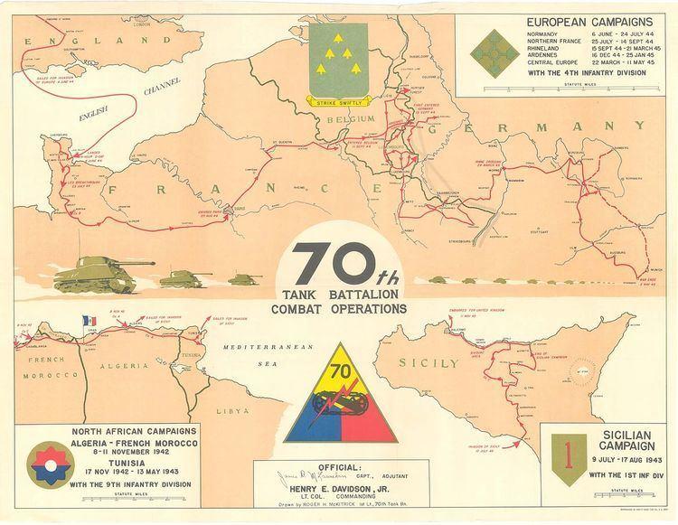 70th Armor Regiment