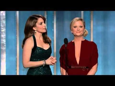 70th Golden Globe Awards The 70th Annual Golden Globe Awards 2013 Tina Fey Amy Poehler Best