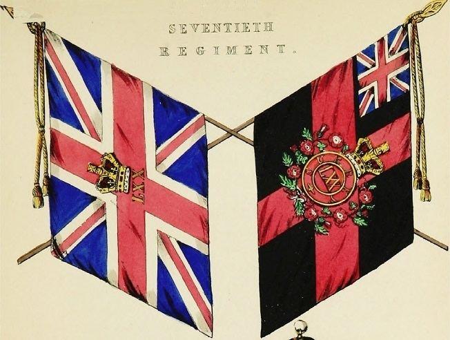 70th (Surrey) Regiment of Foot