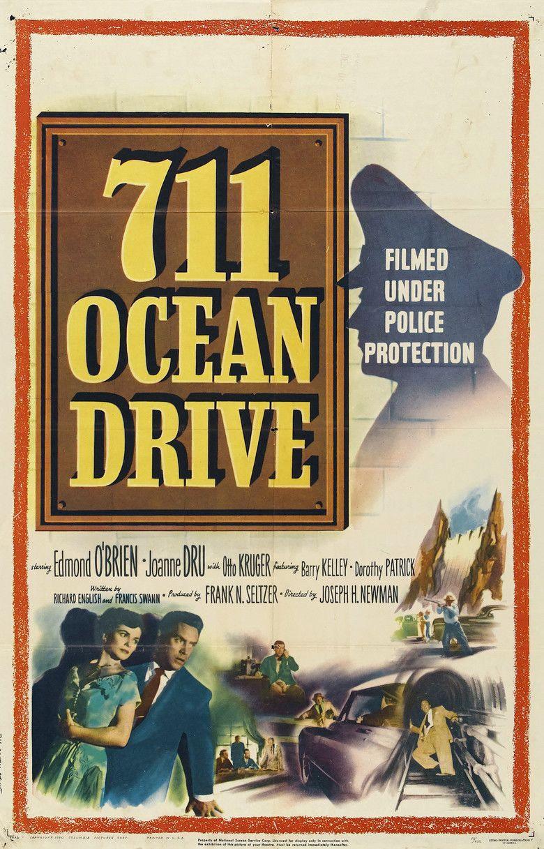 711 Ocean Drive movie poster